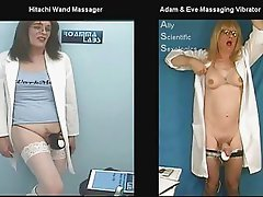 AllyCDTV & Roanna in Vibrator Shoot Out
