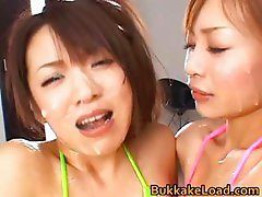 Exciting real asian Kanako and bro get part4