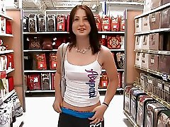 Veronika this Russian girl was born in the US