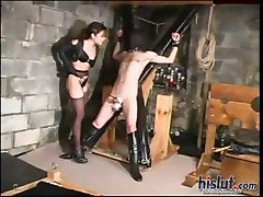 Mistress got spanked