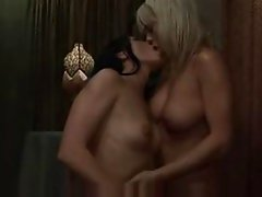 Bree Olson And Ariel X - Massage - Lesbian Seduction