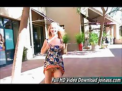 Casy gorgeous beauty natural first time experience FTV