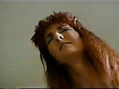 mature readhead masturbates an squirts