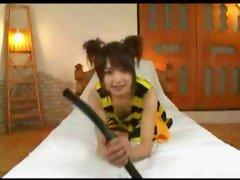japanese wasp girl..