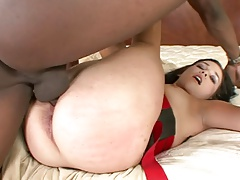 Beautiful Babe Hot Interracial Fuck