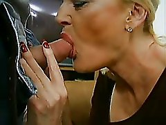 sexy granny sucking
