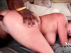 Darla Crane doggystyle anal sex with BBC