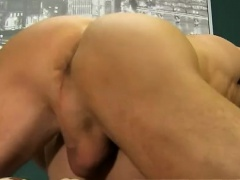 Black gay twinks with gaping holes Kyler Moss' chores around