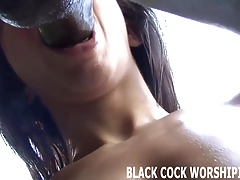 My pussy needs some big black cock