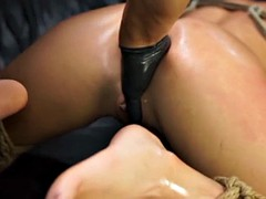 rough pussy examination