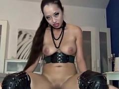 Tyra bombshell pussy creampie