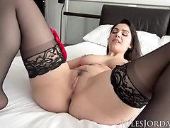 Jules Jordan - Ass Fucking fucky-fucky with Italian hottie Valentina Nappi in POINT OF VIEW