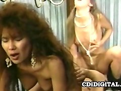 Jade East and Christine Robbins - Wild Vintage Threesome