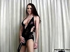 These girls wanna drill you with a strapon BDSM compilation