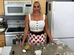 What Really Happens on a Cooking Show!