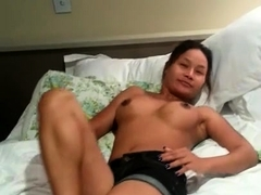 Beautiful Thai babe surrenders her tight pussy to a POV cock