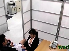 Naked japanese playgirl likes the anal fisting and porn