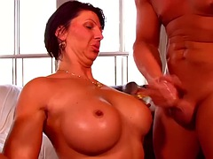 MISSY GOLD french ugly Milf