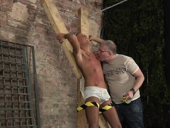 Gay russian twinks video clips Blindfolded, gagged, tormente