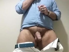 Mensroom swing (no cum)