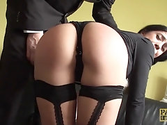 Julia de Lucia starlets in 'Gasp Me Cock-Squeezing & Insert M Firm'.