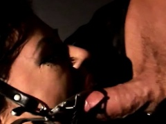 House of taboo and extremely graceful bdsm action