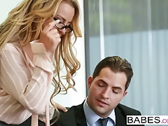 Babes - Office Obsession - Kris Slater and Corrina Blake - F