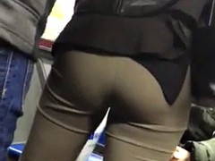 booty in the bus