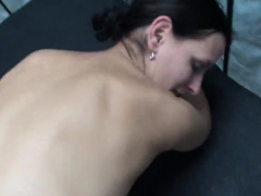 Luscious czech chick was seduced in the supermarket and poke