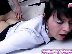 german older mature milf secretary fuck young guy with big natural tits