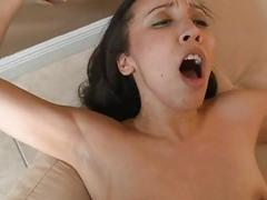 Delightful hotty is sucking dudes wang zealously