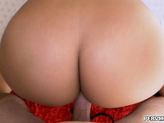 Young cock fucked mature pussy and fat ass