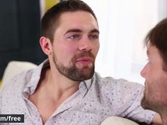 Men.com - Dennis West and Griffin Barrows - With Him - Gods Of Men - Trailer preview