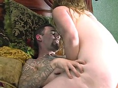 daisey phoenix is a pale girl who cannot resist a man's hard cock