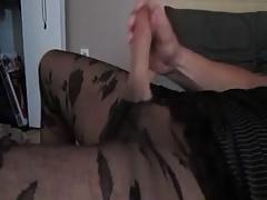 Nylon Masturbation 29