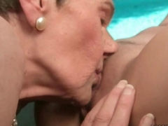 Grannies and Teens Hot Compilation
