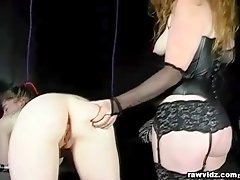Sex Slave Katie Kinky THreesome video