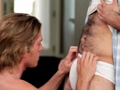Two male strangers ass hard pounding NextDoorBuddies.me