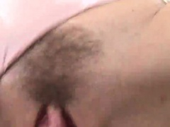 Beautiful babe presents monster butt and gets ass hole shagg