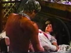 Amazing vintage sex star in vintage sex clip