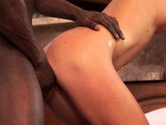 BLACK4K. Shania is happy to get home finally because BBC...
