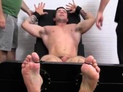 Sex gay porn videos boy Trenton Ducati Bound & Tickle d
