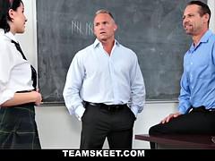 Xxx exposed dirty teachers