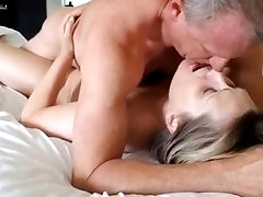 Wifey Homemade Real Rock-Hard And Cream Colored Nymph Ejaculation