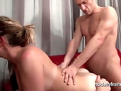 Ultra-Kinky French cougar is having a 3 way with 2 fellows and getting some scorching DOUBLE PENETRATION