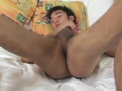 Asian hot twink young gay tube Timothy comes home from a gam