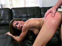 lizz tayler plowed hard and deep doggy style