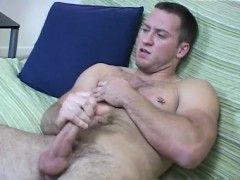 Straight guys moaning really loud during blow job gay As his