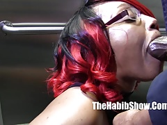 Jovan BBC Jordan fucks sexy chicagos own Thickred