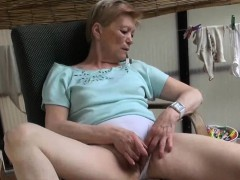 Old mum masturbation experience Thersa from dates25com